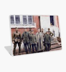 German Prisoners Laptop Skin