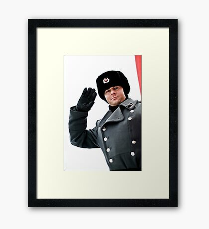The Pride 01 Framed Print