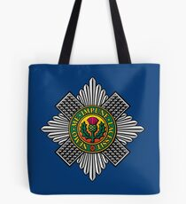 THE SCOTS GUARDS Tote Bag