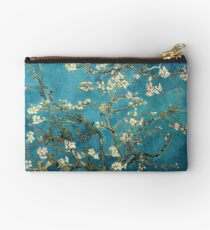 Blossoming Almond Tree, Vincent van Gogh.  Studio Pouch
