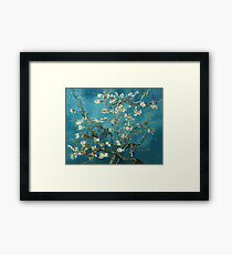 Blossoming Almond Tree, Vincent van Gogh.  Framed Print