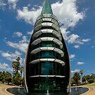Modern architecture by Richard Majlinder