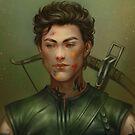 Julian Blackthorn by Alexandra Curte