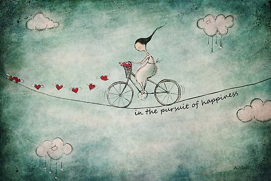 In the pursuit of happiness by theArtoflOve