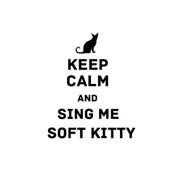 Soft kitty  by ouatisworld