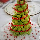 Brussels Sprout Cone by KarenM