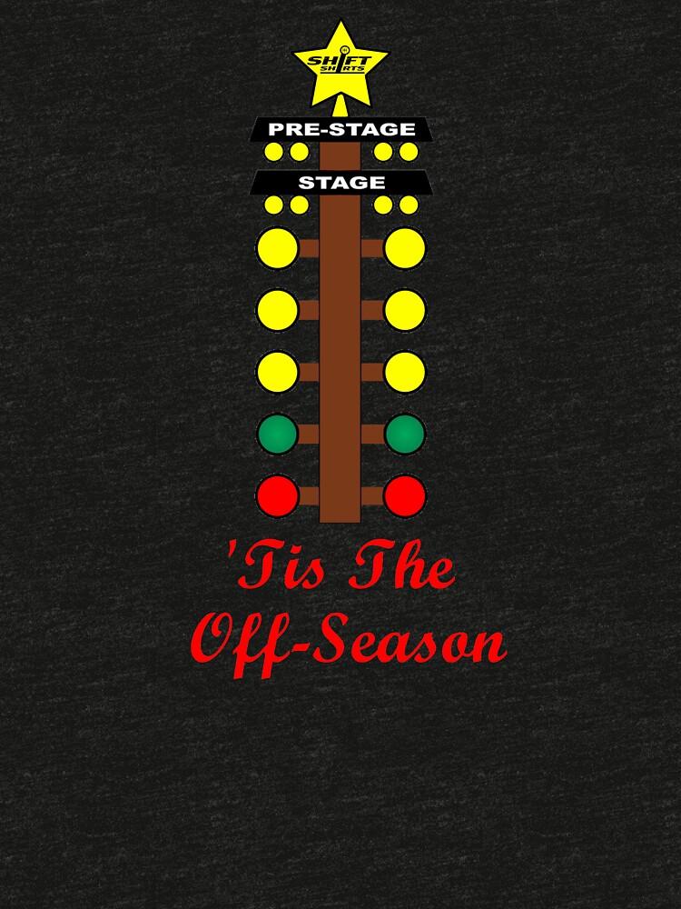 Christmas Tree- Drag Racing Inspired by ShiftShirts
