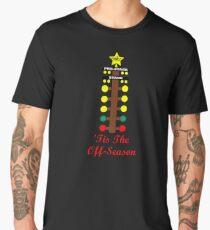 Christmas Tree- Drag Racing Inspired Men's Premium T-Shirt