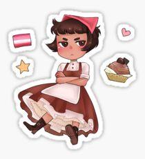 Odette Stickers Sticker