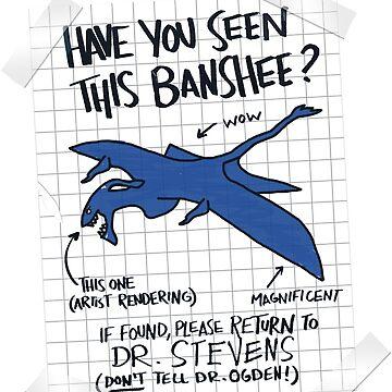Lost Banshee! by alihilker