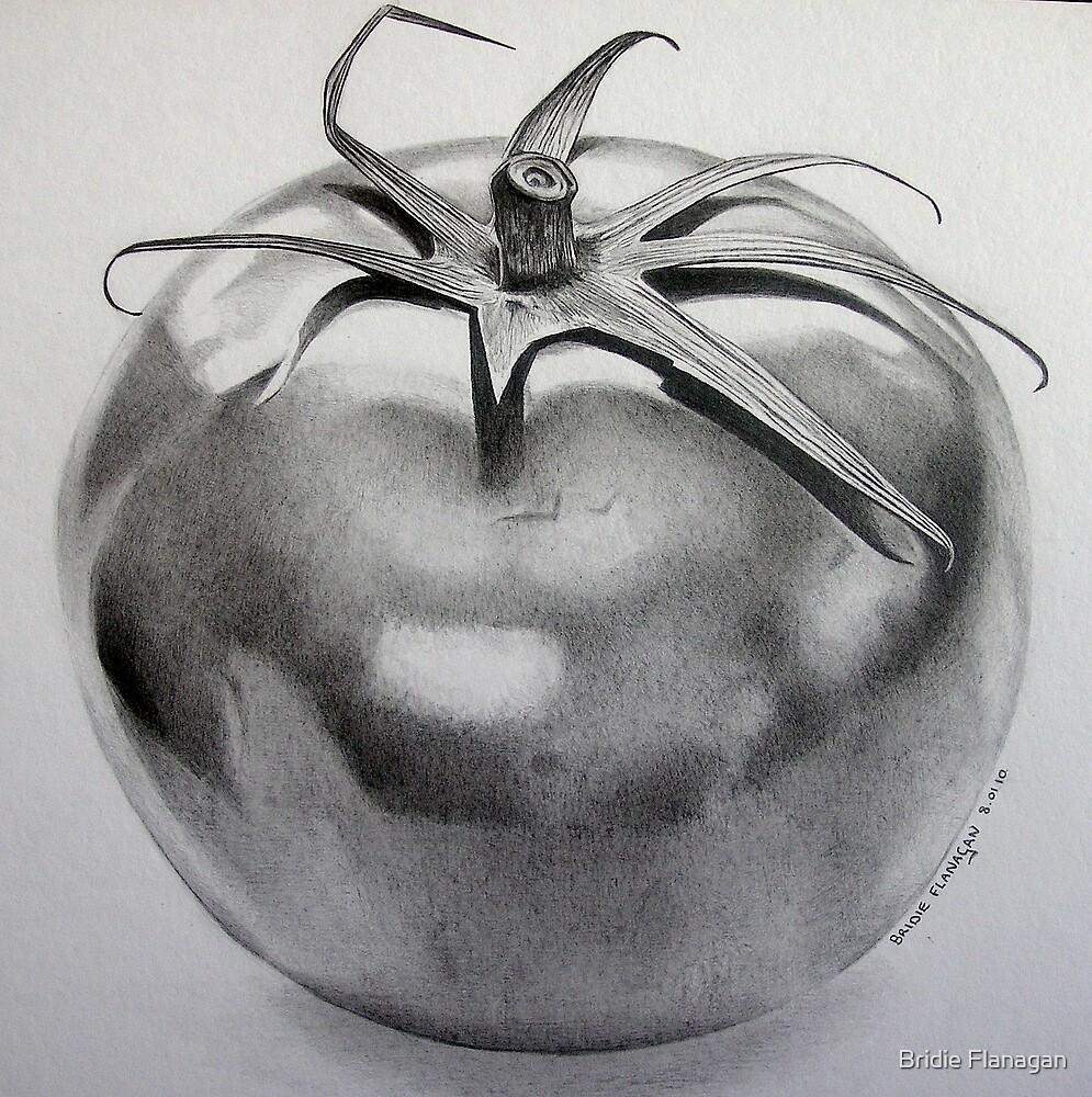Tomato by Bridie Flanagan by Bridie Flanagan