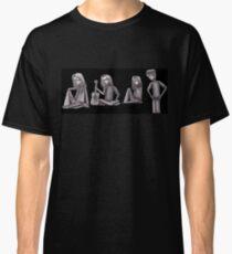 Camiseta clásica Rag Doll Pearl Jam (negro)