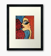 Fleur Framed Print