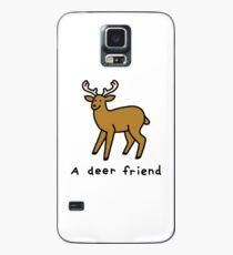 A Deer Friend Case/Skin for Samsung Galaxy