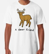A Deer Friend Long T-Shirt