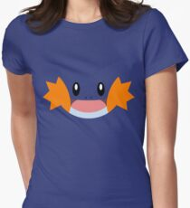 Pokemon - Mudkip / Mizugorou Womens Fitted T-Shirt