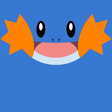 Pokemon - Mudkip / Mizugorou by zefiru