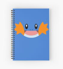 Pokemon - Mudkip / Mizugorou Spiral Notebook