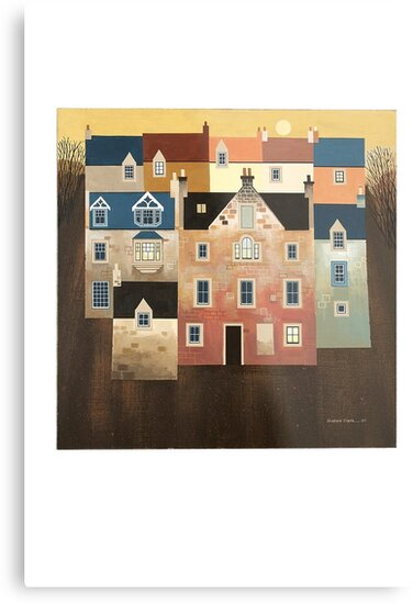 Aspects of East Neuk 2 by Graham Clark