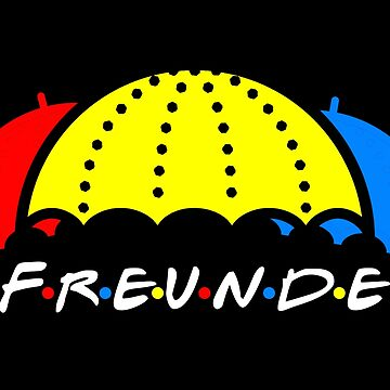 Freunde | German Friends by PureCreations