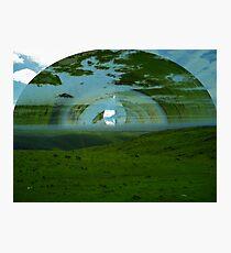 Irish Rainbow Photographic Print