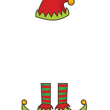 Why is The Carpet all Wet Todd Elf Family Matching Christmas T Shirt Costume by -WaD-