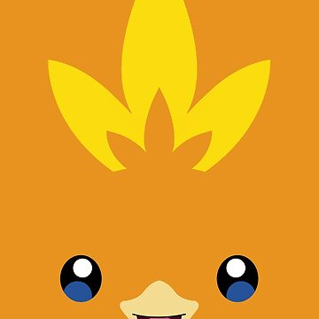 Pokemon - Torchic / Achamo by zefiru