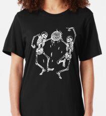 "Joji ""Slow Dancing Disco"" Langarmshirt Slim Fit T-Shirt"