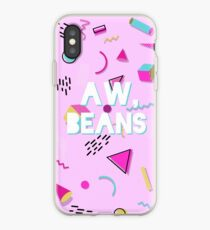 Aw, Beans iPhone Case