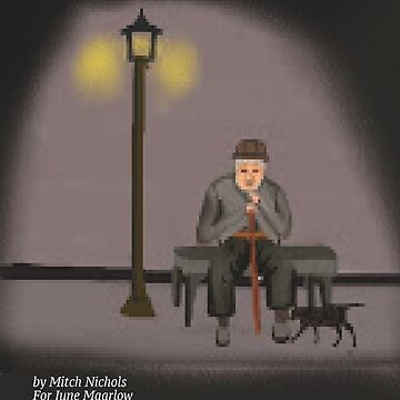 The Sad Man by Junkart58