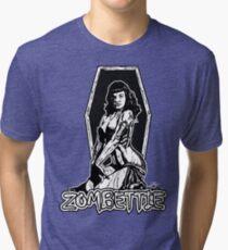 Zombettie Tri-blend T-Shirt