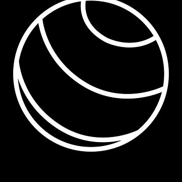 white Simple white Yoga Ball exercise by we1000