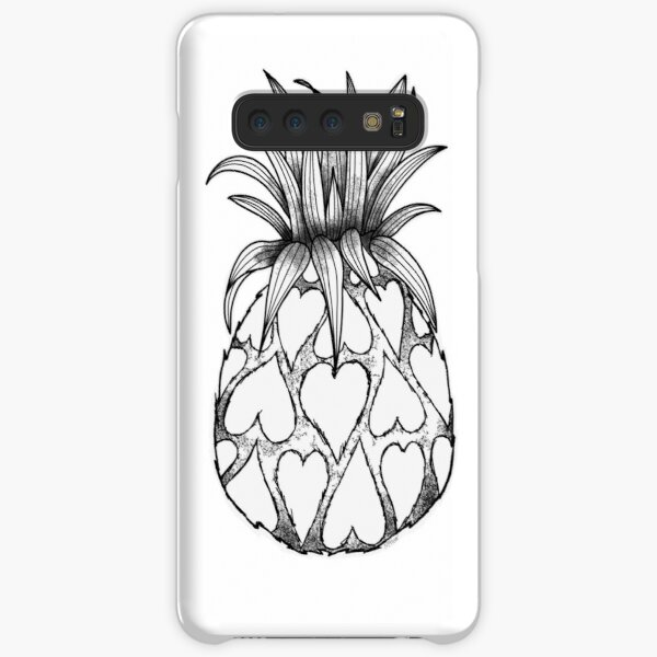 Just add Colour - Love Pineapple! Samsung Galaxy Snap Case