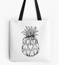 Just add Colour - Love Pineapple! Tote Bag