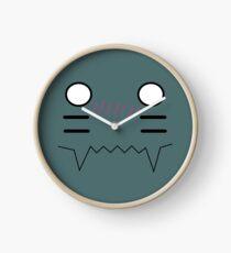 Al Blushing Clock