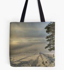 Second sunrise Tote Bag