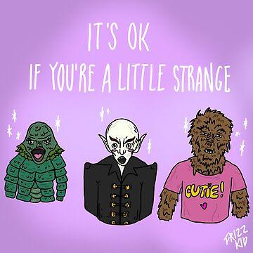 Strange by thefrizzkid