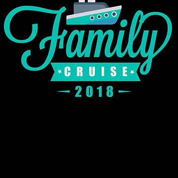 Family Cruise 2018 by Poxiel