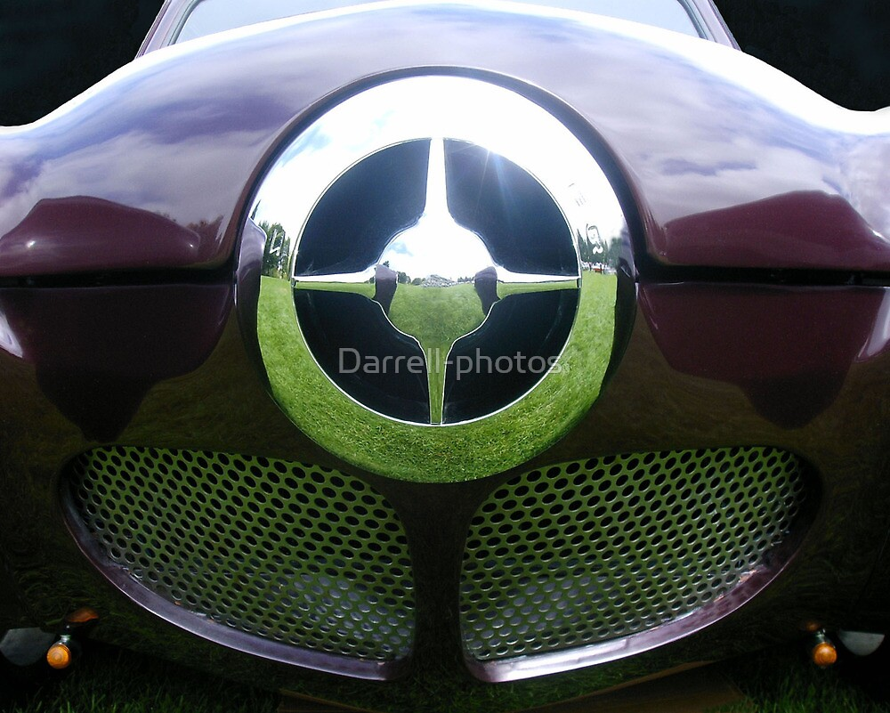 Bullet nose-abstract by Darrell-photos