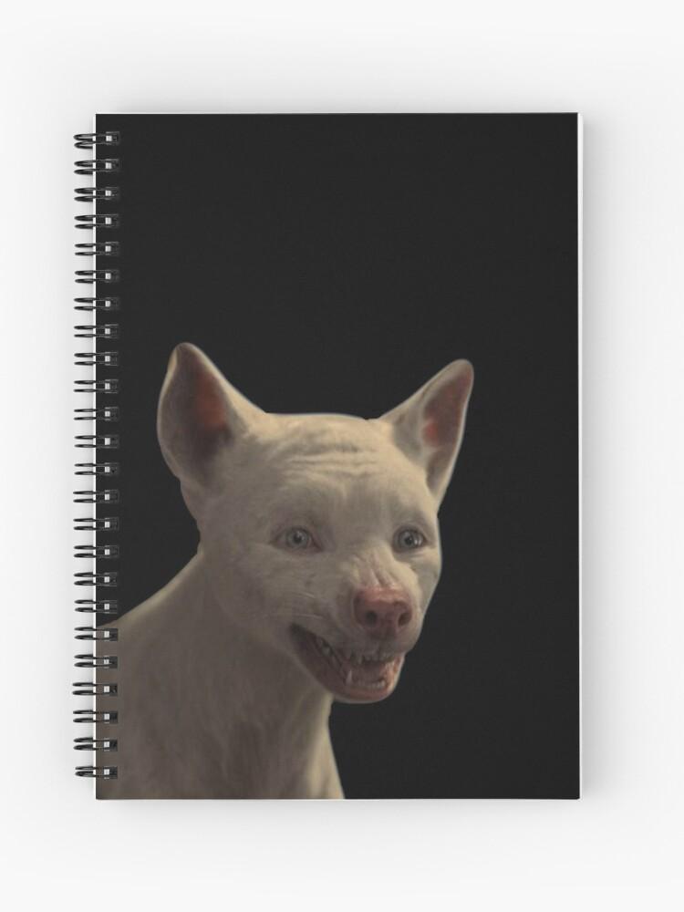 Bhoot Mowgli Legend of the Jungle Netflix | Spiral Notebook