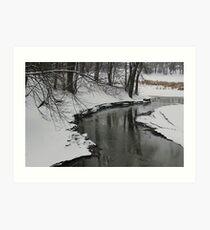 The River of Dreams Art Print