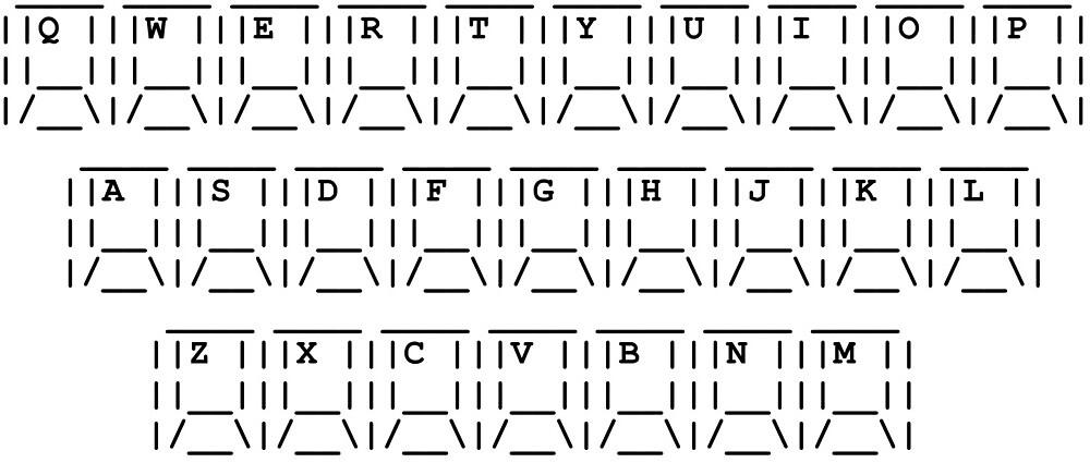 Asciiart ASCII Art