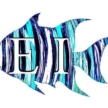 Emerald Isle Spadefish  by barryknauff