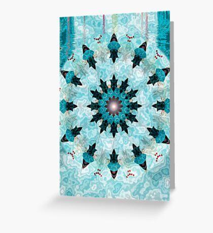 wintericle Greeting Card