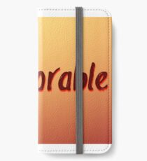 Deplorable Hashtag iPhone Wallet/Case/Skin