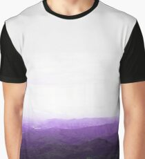 The Purple Mountains Graphic T-Shirt