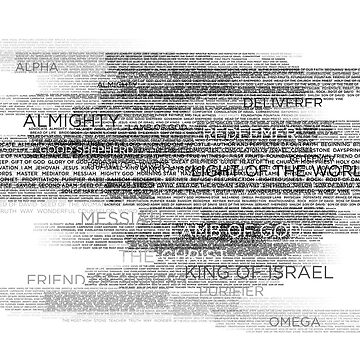 Names of God by dallasd