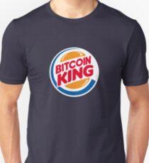The Original Bitcoin King Unisex T-Shirt