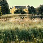 Krenkerup Castle. Lolland. Denmark by hans peðer alfreð olsen
