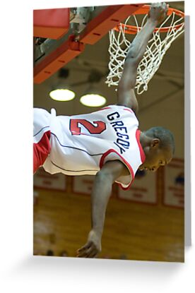 Dunked - Marist College, NY by rjhphoto